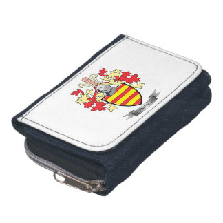 Cameron Family Crest Coat of Arms Wallets