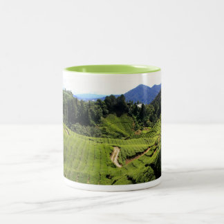 Cameron Highlands Tea Two-Tone Coffee Mug