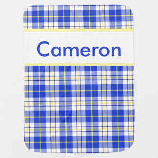 Cameron's Personalized Blanket