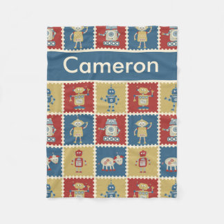Cameron's Personalized Robot Blanket
