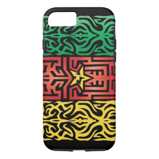 Cameroon Abstract iPhone 7 Case