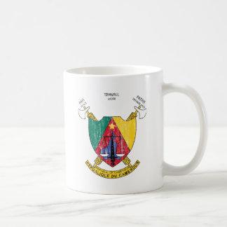 Cameroon Coat Of Arms Coffee Mug
