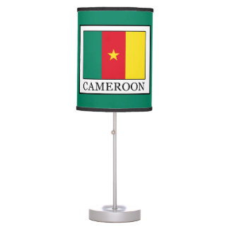Cameroon Desk Lamps