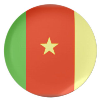 Cameroon Files Plate