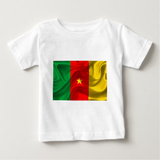 Cameroon Flag Baby T-Shirt