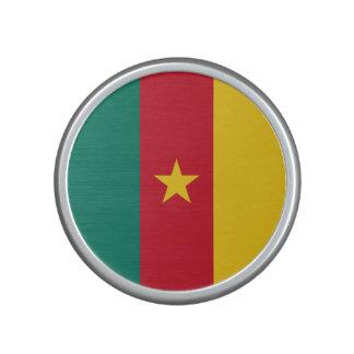 Cameroon Flag Bluetooth Speaker