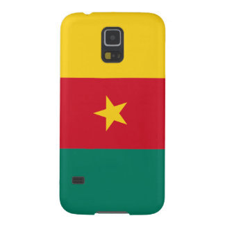 Cameroon Flag Galaxy S5 Cover