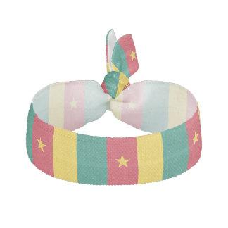 Cameroon Flag Hair Tie