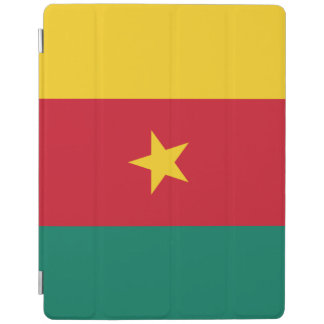 Cameroon Flag iPad Cover