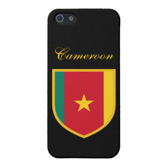 Cameroon Flag iPhone 5/5S Case