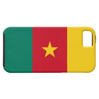 Cameroon Flag iPhone 5 Cover
