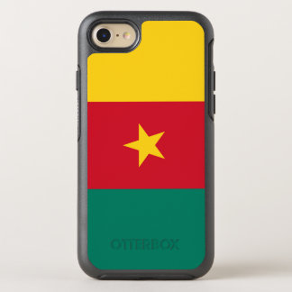 Cameroon Flag OtterBox Symmetry iPhone 8/7 Case