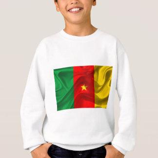 Cameroon Flag Sweatshirt