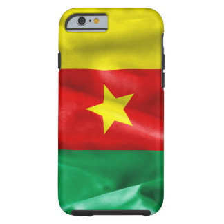 Cameroon Flag Tough iPhone 6/6s Case