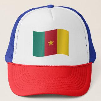 Cameroon Flag Trucker Hat