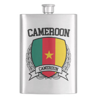 Cameroon Flasks