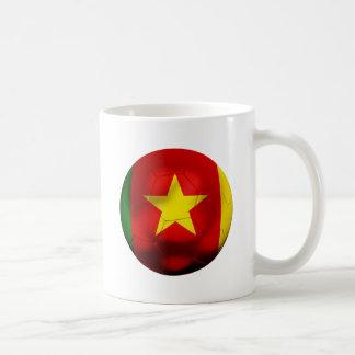 Cameroon Football Coffee Mug