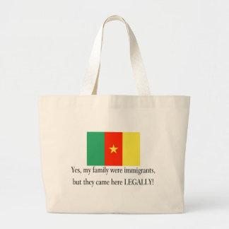 Cameroon Jumbo Tote Bag