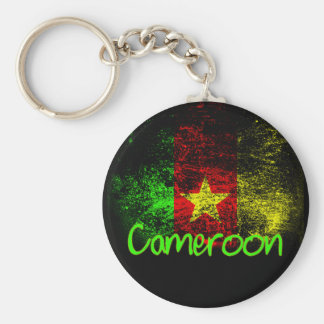 Cameroon Keychain
