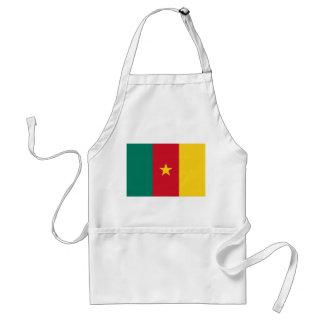 Cameroon National World Flag Standard Apron