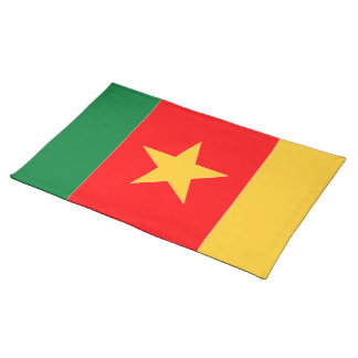 Cameroon Placemat