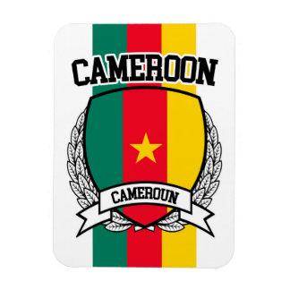 Cameroon Rectangular Photo Magnet