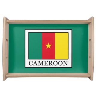 Cameroon Service Tray