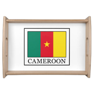 Cameroon Serving Tray