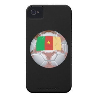 Cameroon Soccer Ball Case-Mate iPhone 4 Case