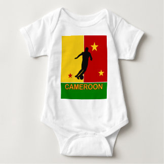 Cameroon World Soccer 2010 Baby grow Baby Bodysuit