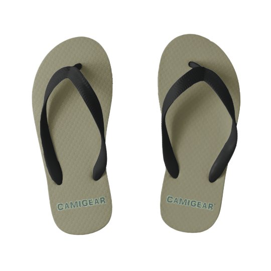 CAMIGEAR® Flip Flops, Kids Kid's Flip Flops