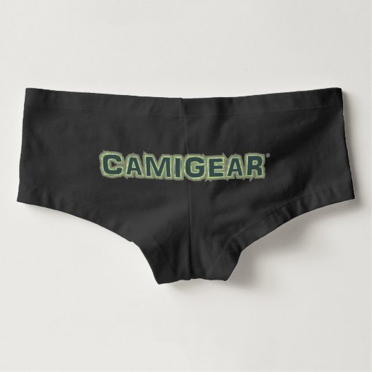 CAMIGEAR®Women's American Apparel Boyshorts Undies