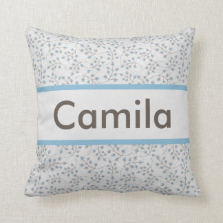 Camila's Personalized Pillow
