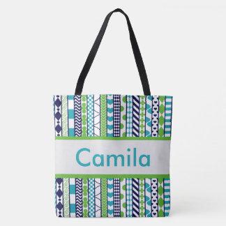 Camila's Personalized Tote