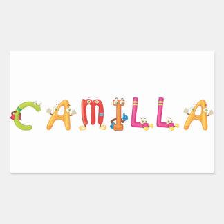 Camilla Sticker