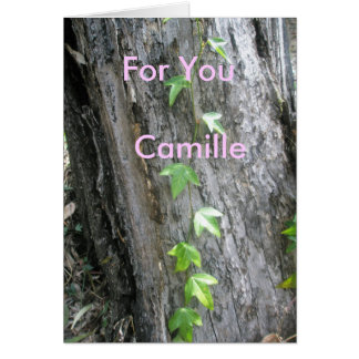 Camille Card