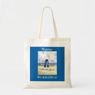 Camille Grimshaw Margarita Mermaid Tote Bag