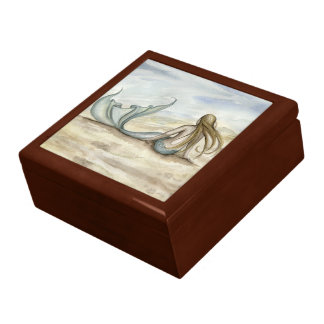 Camille Grimshaw Seaside Mermaid Jewelry Box