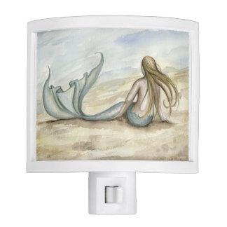 Camille Grimshaw Seaside Mermaid Night Light