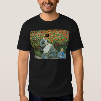 Camille Monet & Child Mother's Day Tshirt