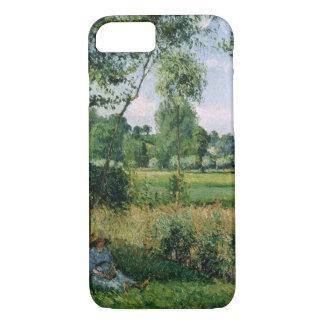 Camille Pissarro - Morning Sunlight Effect, Eragny iPhone 7 Case