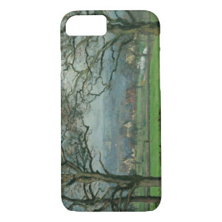 Camille Pissarro - Near Sydenham Hill iPhone 7 Case