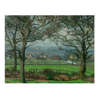 Camille Pissarro - Near Sydenham Hill Postcard