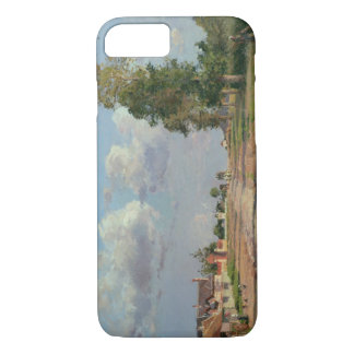 Camille Pissarro - Route de Versailles iPhone 7 Case