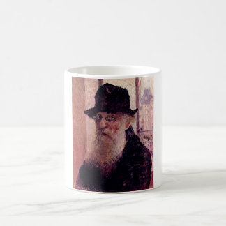 Camille Pissarro - SelfPortrait Self Portrait 1903 Mug