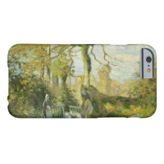 Camille Pissarro - The Goose Girl at Montfoucault Barely There iPhone 6 Case