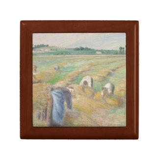 Camille Pissarro - The Harvest Gift Box