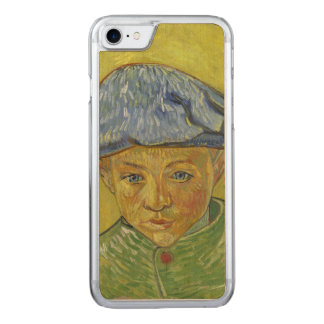 Camille Roulin by Vincent Van Gogh Carved iPhone 7 Case