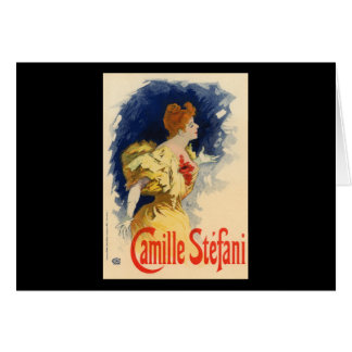 Camille Stefani Card