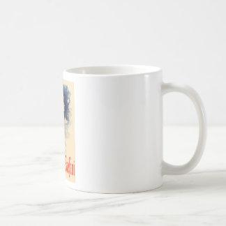 Camille Stefani Classic White Coffee Mug